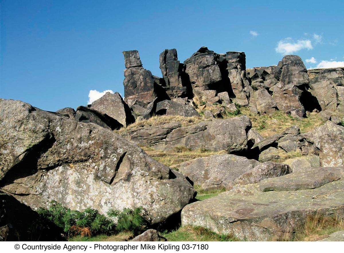 Wainstones © Mike Kipling, Natural England