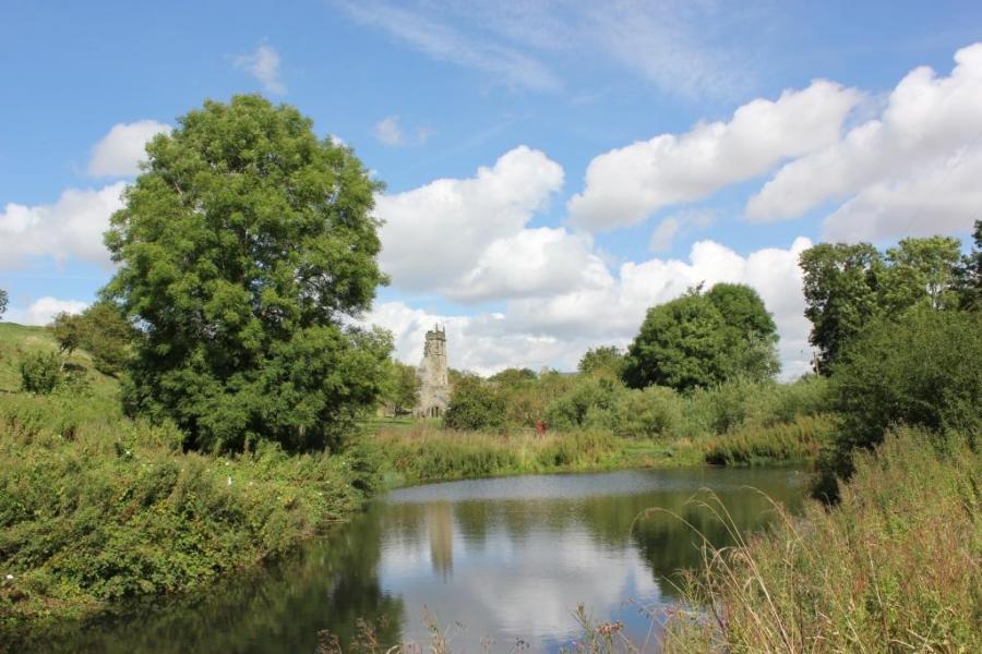 Discover the lost village of Wharram Percy