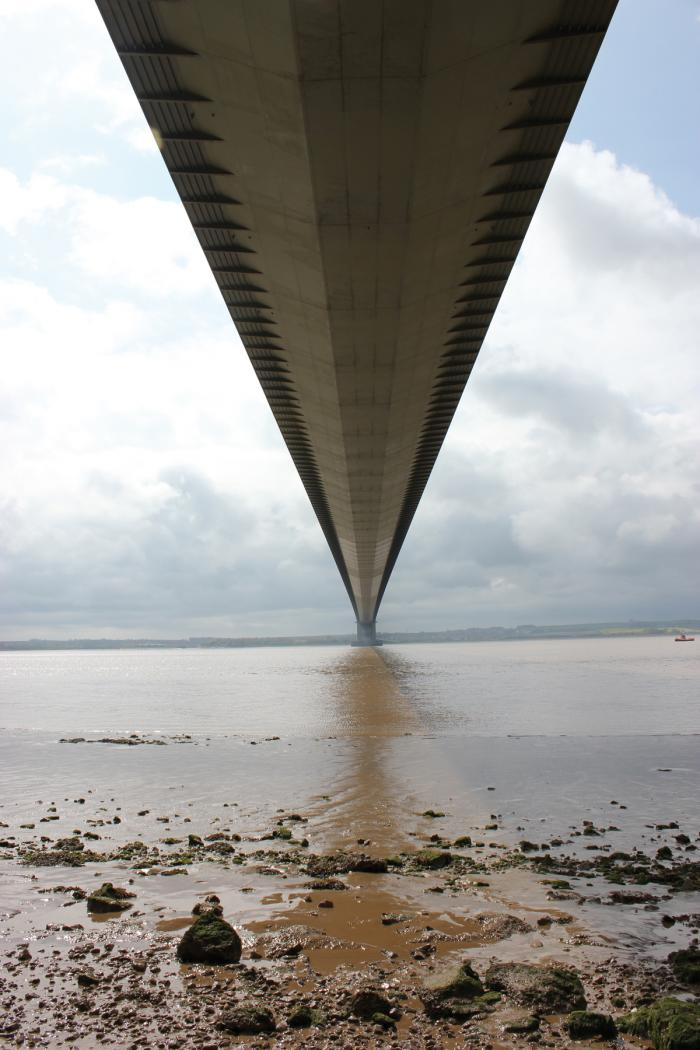 Humber Bridge © Yorkshire Wolds Way Partnership