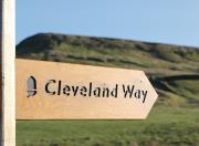 Cleveland Way © North York Moors National Park Authority