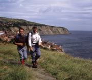 Robin Hood's Bay © North York Moors National Park Authority